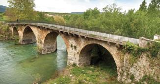 puente de la ida lumbier