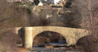 puente de las cabras lumbier