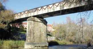 puente de los hierros lumbier