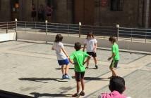 I torneo de fútbol 3x3 lumbier