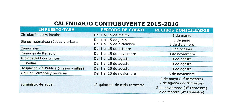Calendario-contribuyente