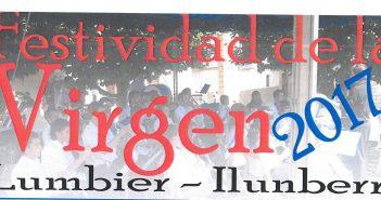 Cartel Virgen 2017 Banner