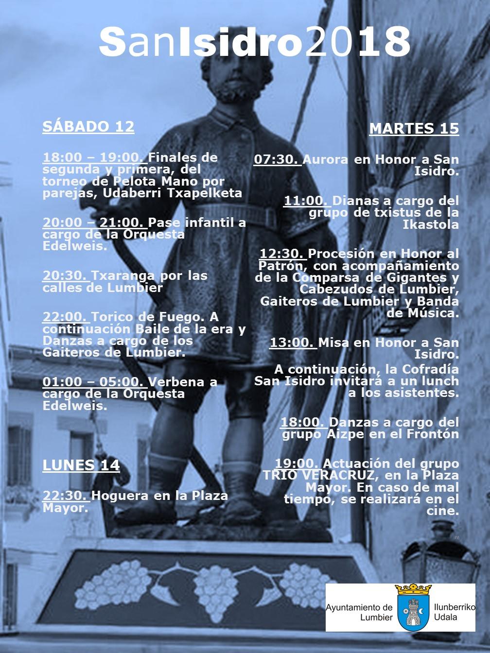SanIsidro2018
